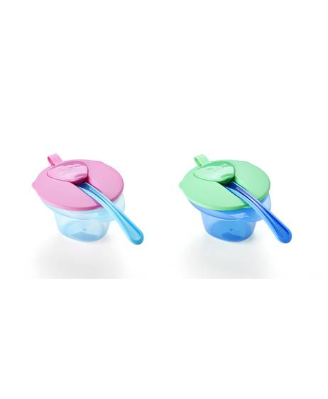 Tommee Tippee - Explora Cool & Mash Weaning Bowl