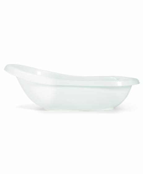 Oval Bath - White