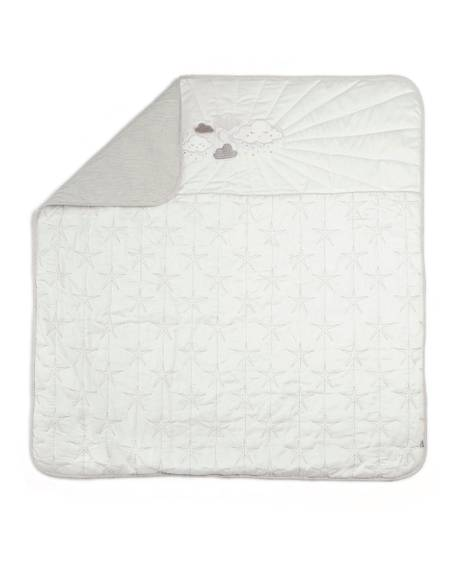 Quilt for Cotbed/Cot - Cloud