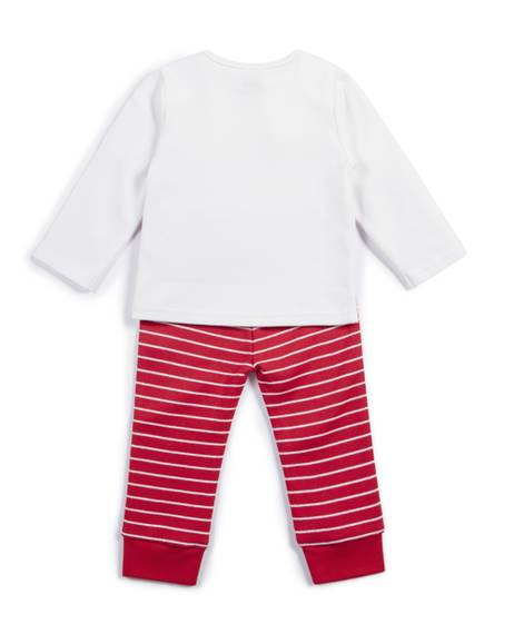Reindeer Pyjamas - 2 Piece Set