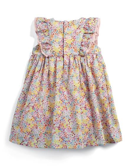 Liberty Poppy Floral Dress