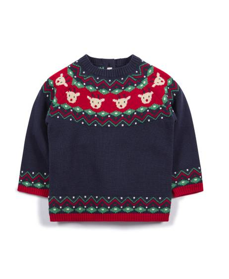 Christmas Fair Isle Jumper
