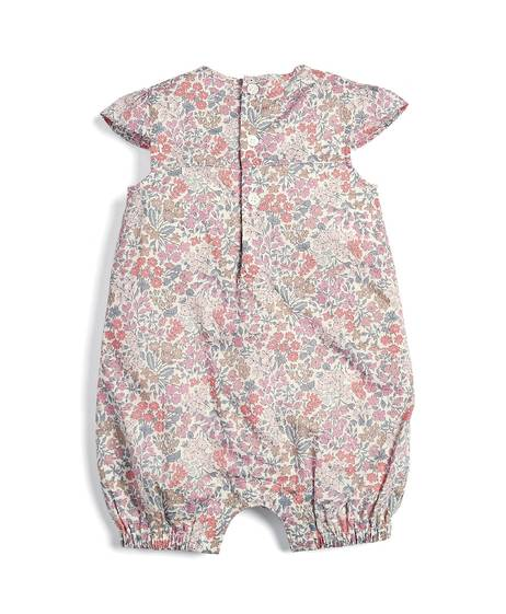 Liberty Bow Romper