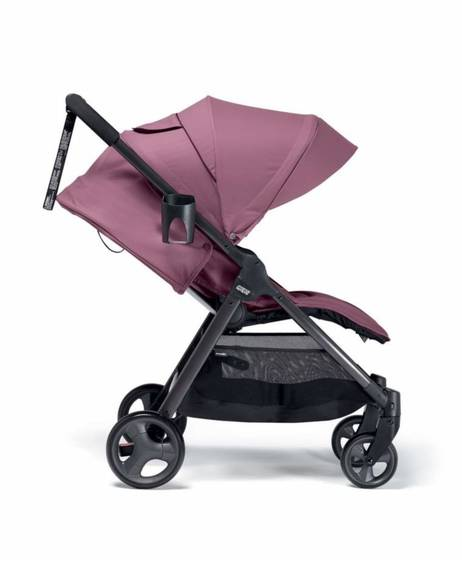 Armadillo Folding Pushchair - Pink Orchid