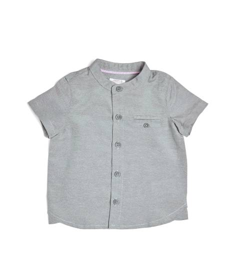 Short Sleeve Oxford Shirt