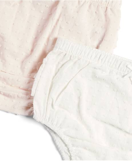 2 Pack of Dobby Knickers