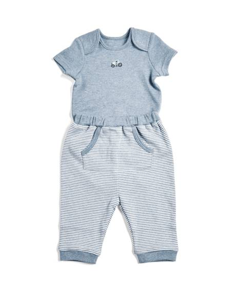 Bodysuit and Jogger Set