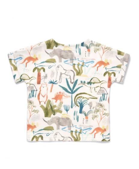SAFARI All-over-print TEE