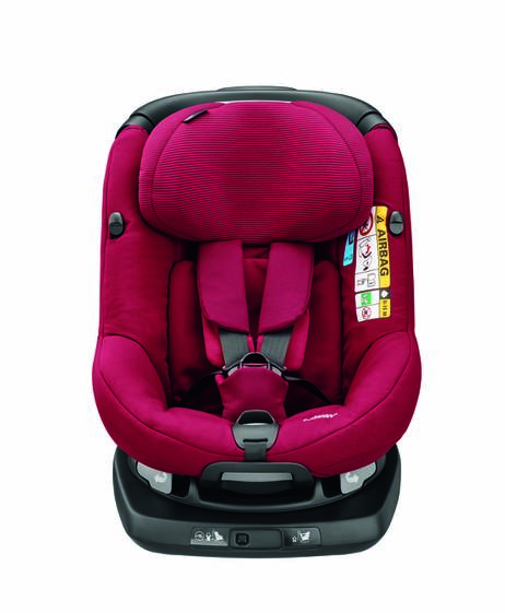 Maxi-Cosi AxissFix Plus car seat - Robin Red