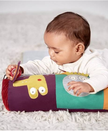 Tummy Time Activity Toy & Rug