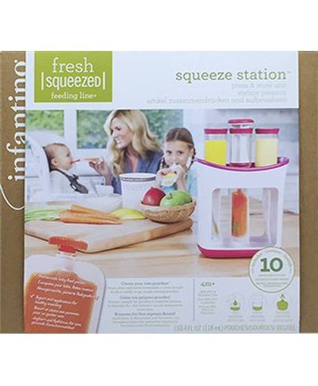 Infantino - Squeeze Station