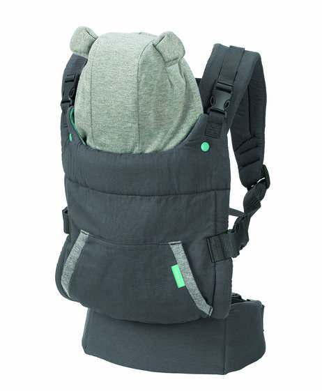 Infantino -  Cuddle Up Ergonomic Hoodie Carrier