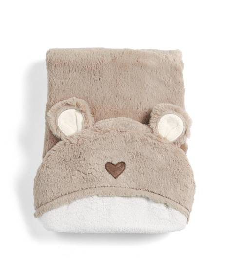 Hooded Bear Towel - Millie & Boris