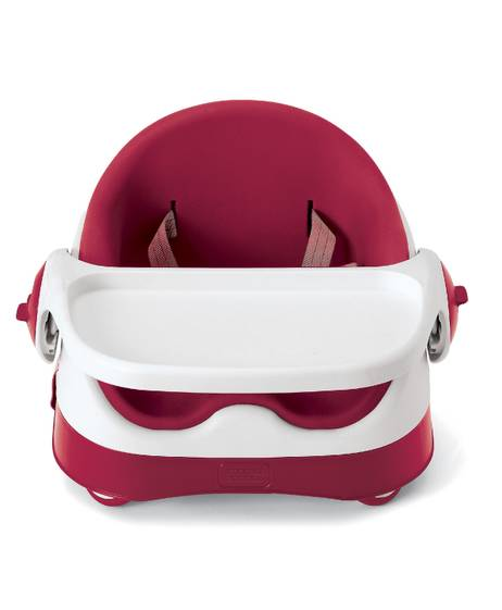 Baby Bud Booster Seat - Red