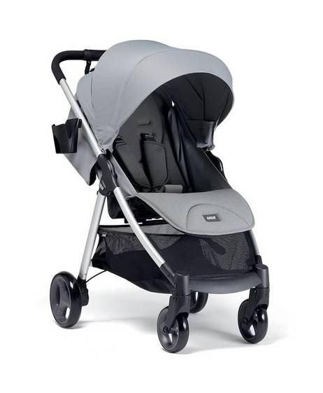 Armadillo Folding Pushchair - Steel Grey