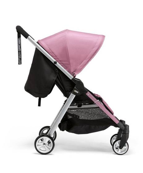 Armadillo City² Slim Folding Pushchair - Rose Pink