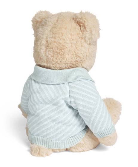 Soft Toy - My First Bear Blue