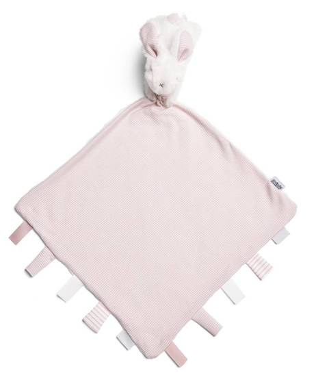 Soft Toy - Comforter Bunny Pink