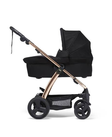 Sola 2 Pushchair - Black/Rose-Gold