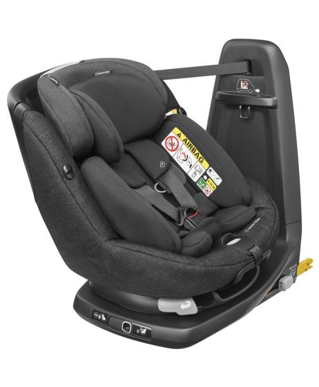Maxi Cosi Axissfix Plus Car Seat - Nomad Black