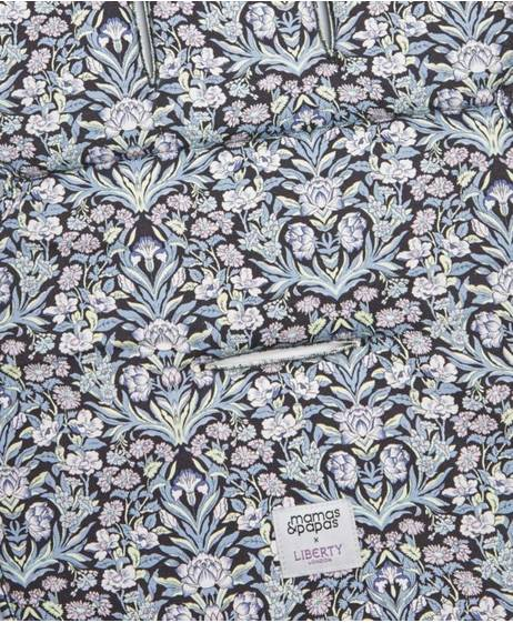 Mamas & Papas Ocarro X Liberty London - Memory Foam Pushchair Liner
