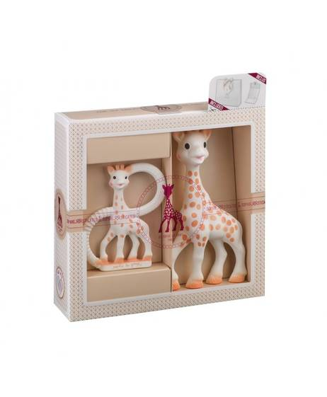 Sophie la girafe Classic Creation Birth Set ( Small)