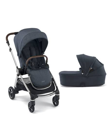 Strada Pushchair with Carrycot - Navy