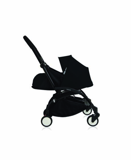Babyzen YOYO Newborn Set - Black 2 Piece