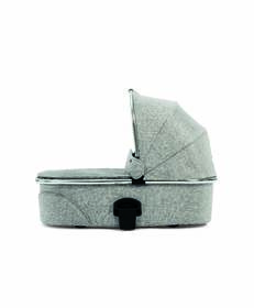 Urbo² Carrycot - City Grey
