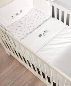 Sheep & Me 4 Piece Bedding Set