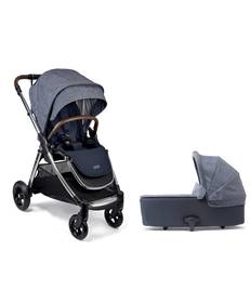Flip XT3 Pushchair with Carrycot - Navy Marl