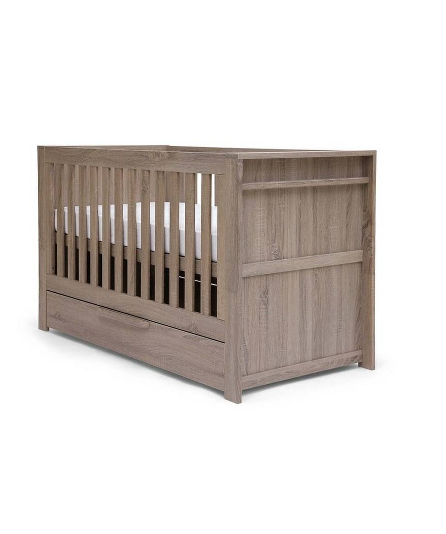 Franklin Convertible Cot Toddler Bed